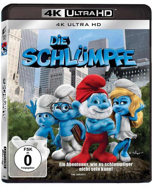 Die Schlümpfe [4K UHD+Blu-ray]