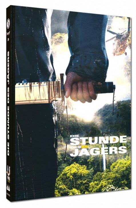 Die Stunde des Jägers - Limited Mediabook Edition - Cover B [Blu-ray+DVD]