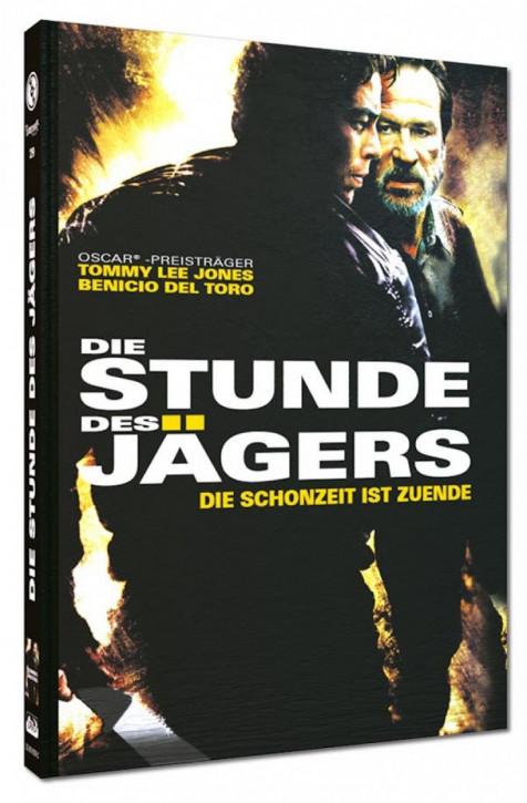 Die Stunde des Jägers - Limited Mediabook Edition - Cover C [Blu-ray+DVD]