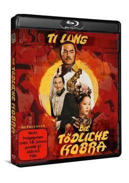 Ti Lung - Die tödliche Kobra [Blu-ray]