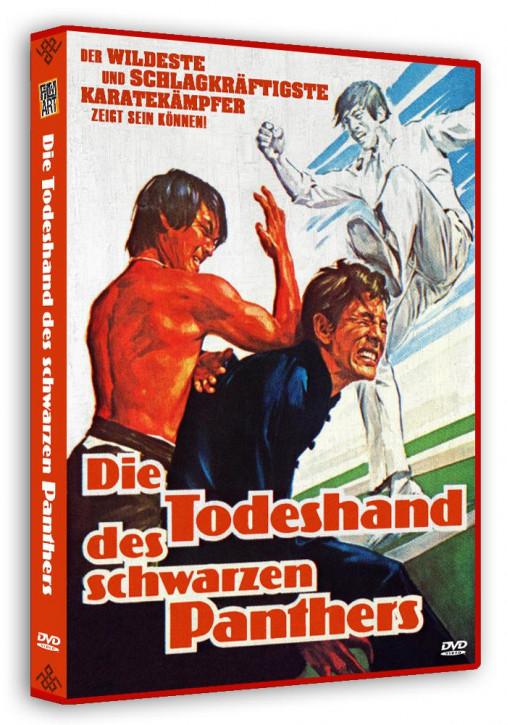 Die Todeshand Des Schwarzen Panthers [DVD]