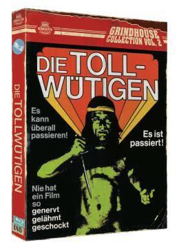 Die Tollwütigen - Grindhouse Collection Vol. 2 - No. 9 [Blu-ray+DVD]