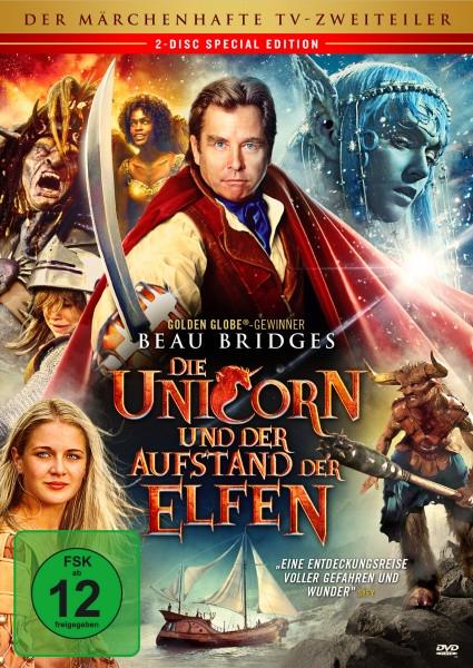 Die Unicorn und der Aufstand der Elfen [DVD]