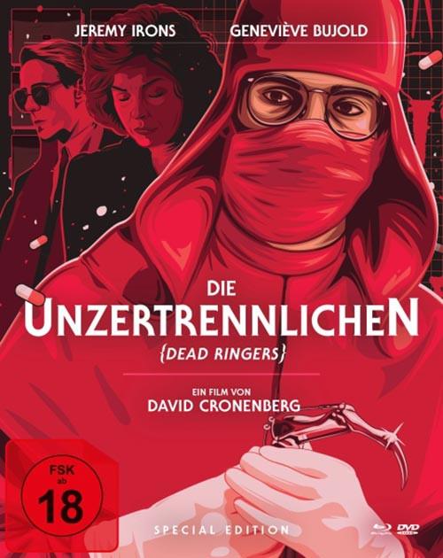 Die Unzertrennlichen - The Dead Ringers - Special Edition [Blu-ray+DVD]