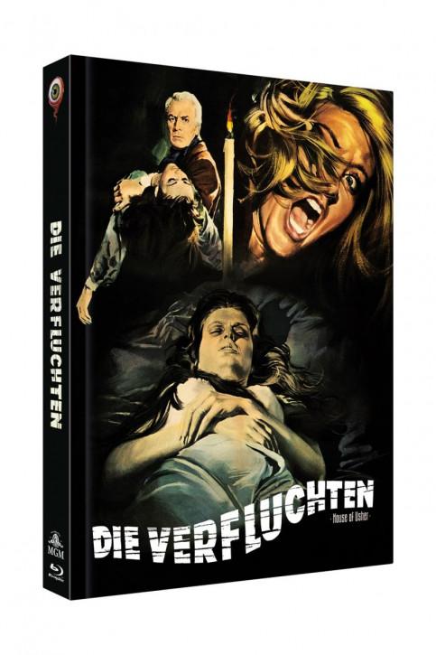 Die Verfluchten - Limited Collectors Edition Mediabook - Cover C [Blu-ray+DVD]