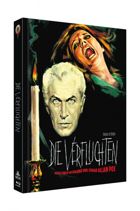 Die Verfluchten - Limited Collectors Edition Mediabook - Cover D [Blu-ray+DVD]