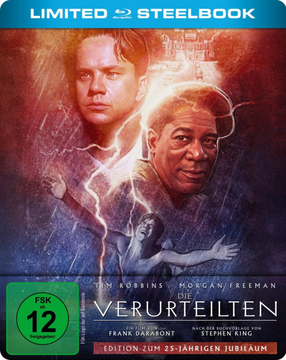 Die Verurteilten - Limited Edition Steelbook [Blu-ray]