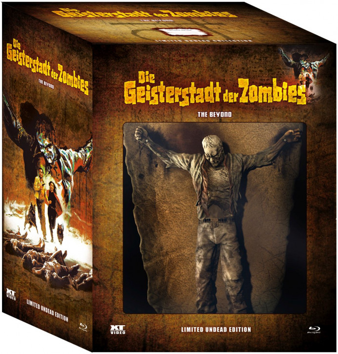 Geisterstadt der Zombies - Limited Undead Collection [Blu-ray+DVD]