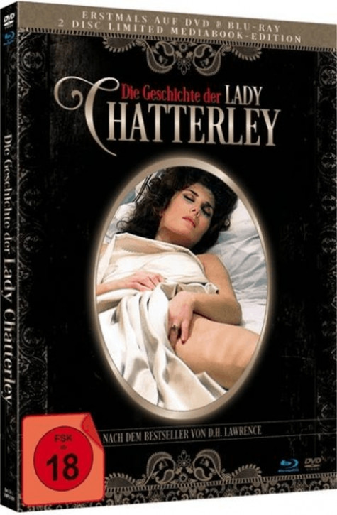 Die Geschichte der Lady Chatterly - Limited Mediabook Edition - [Blu-ray+DVD]