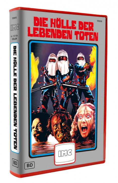Die Hölle der lebenden Toten (Uncut) - IMC-Redbox [Blu-ray]