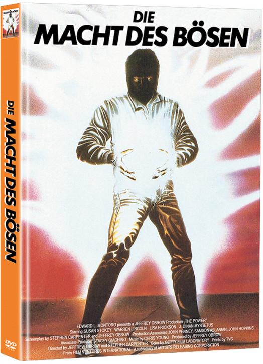 Die Macht des Bösen - Limited Mediabook Edition (Super Spooky Stories #19) [DVD]