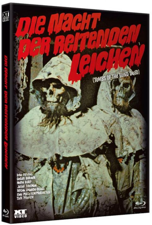 Die Nacht der reitenden Leichen - HD Kultbox [Blu-ray]
