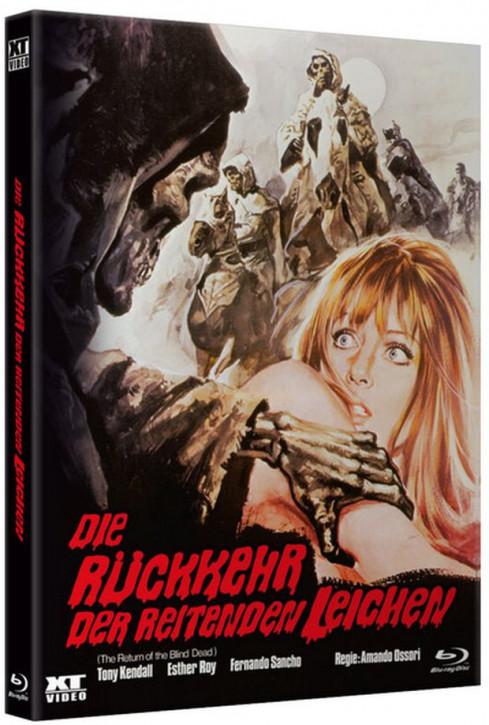 Die Rückkehr der reitenden Leichen - HD Kultbox [Blu-ray]