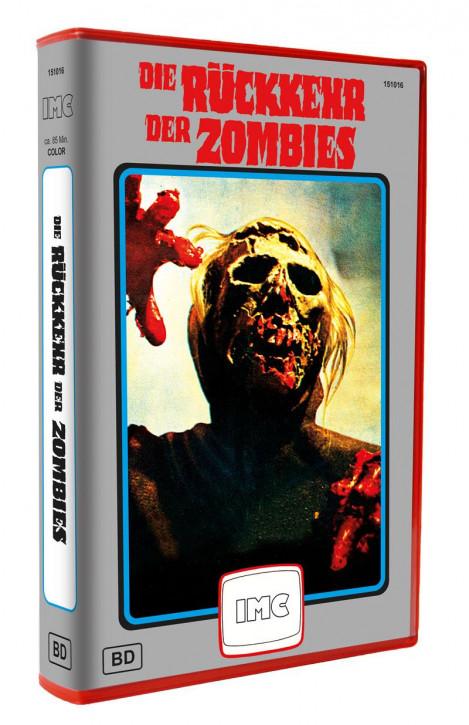 Die Rückkehr der Zombies (Uncut) - IMC-Redbox [Blu-ray]