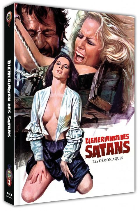 Dienerinnen des Satans - Collector's Edition - Cover A [Blu-ray+DVD]