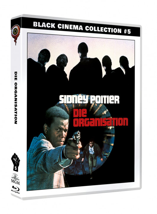 Die Organisation - Black Cinema Collection #05 [Blu-ray+DVD]