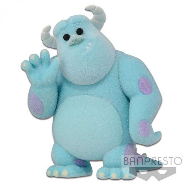 Disney Pixar Fluffy Puffy Petit Minifigur - Sulley