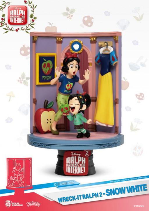 Disney: Diorama Stage 26 - Snow White & Vanellope