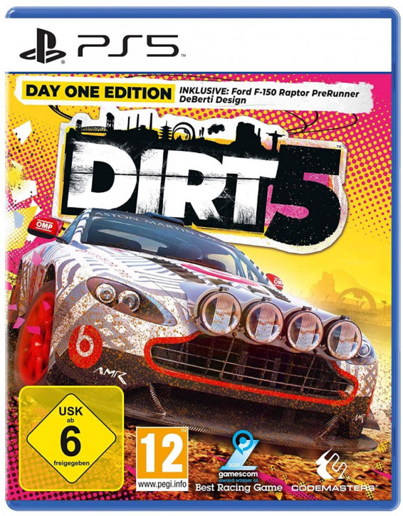 Dirt 5 - Day One Edition [PS5]
