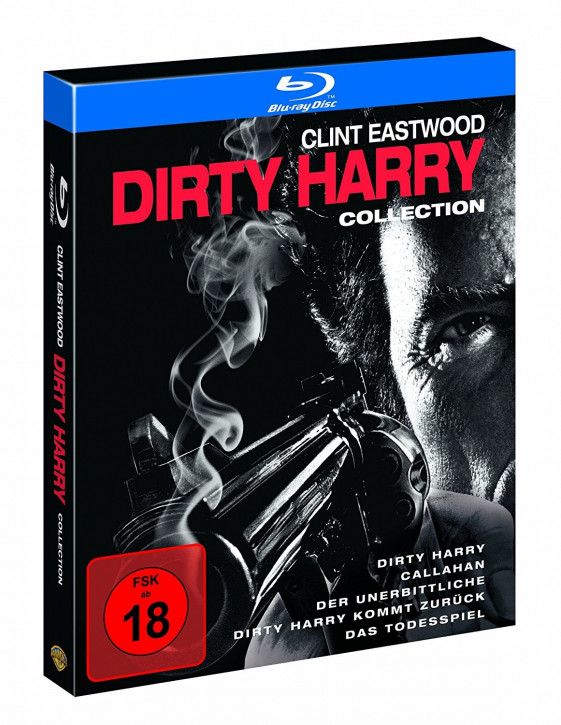 Dirty Harry - Collection [Blu-ray]