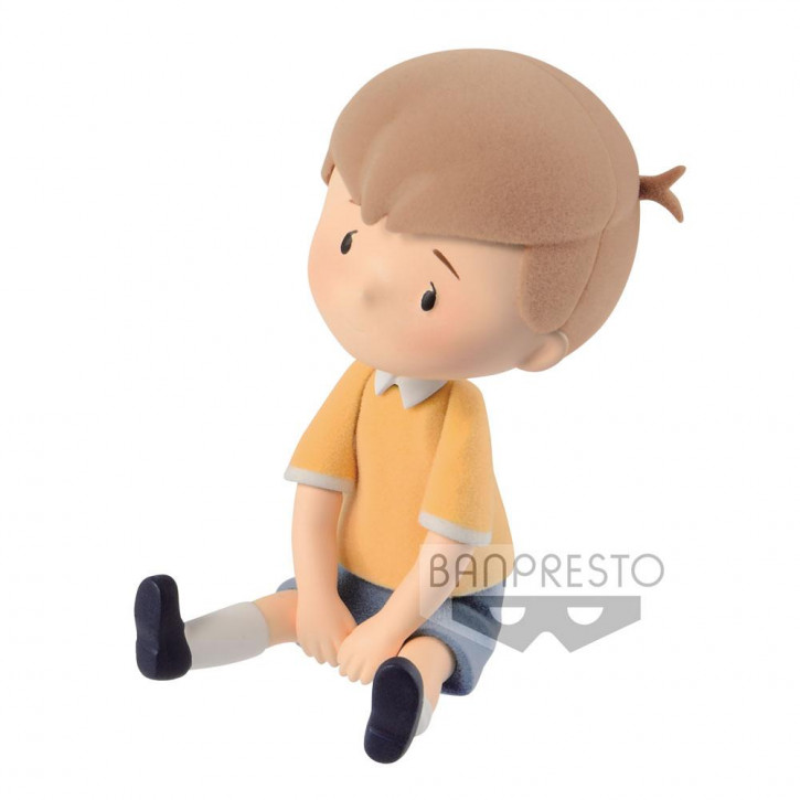 Disney Cutte! Fluffy Puffy Minifigur - Christopher Robin