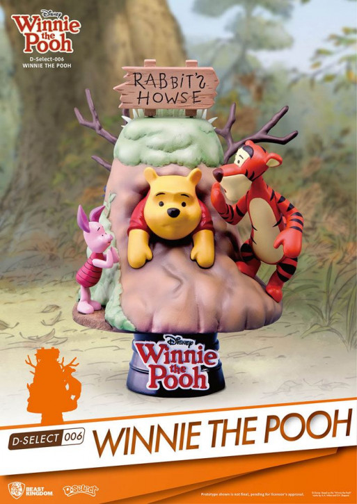 Disney: Diorama Select 6 - Winnie Puuh