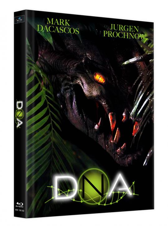 D.N.A. - Genetic Code - Mediabook - Cover C [Blu-ray]