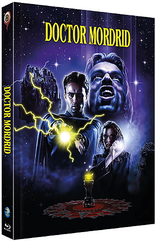 Doktor Mordrid - Mediabook - Full Moon Collecton #2 - Cover C [Blu-ray+DVD]