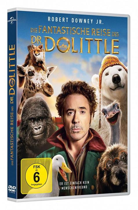 Die fantastische Reise des Dr. Dolittle [DVD]