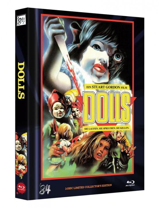 Dolls - Killerpuppen spielen nachts absolut tödlich - Limited Collectors Edition - Cover C [Blu-ray+DVD]