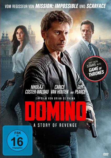 Domino - A Story of Revenge [DVD]