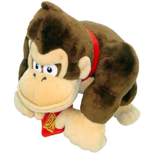 Nintendo Donkey Kong Plüsch 23cm