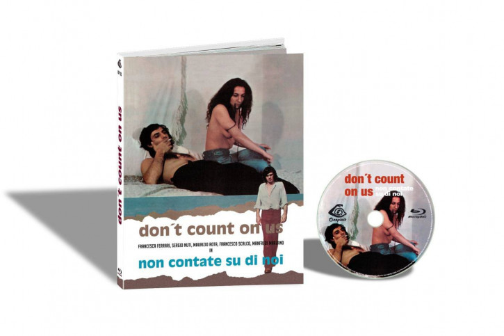 Don't Count on Us - Limited Mediabook Edition - Cover A (OMU) [Blu-ray]