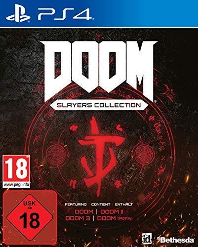 Doom Slayer Collection I+II+III+2016 [PS4]