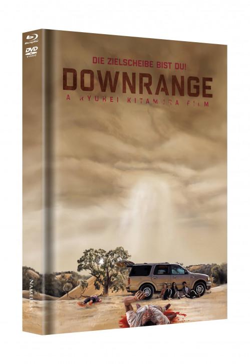 Downrange - Limited Mediabook Edition - Cover C [Blu-ray+DVD]