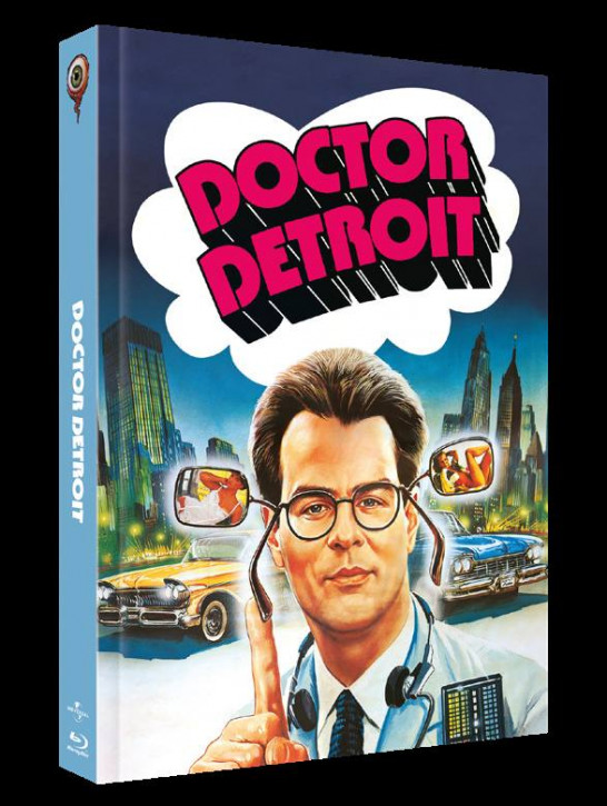 Doctor Detroit - Limited Collectors Edition Cover B [Blu-ray+DVD]
