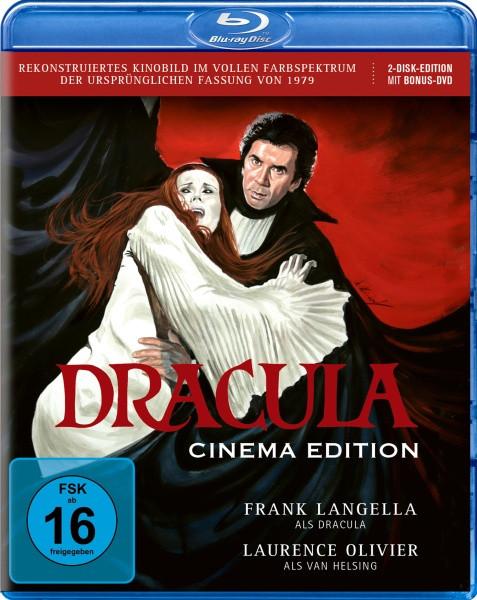Dracula (1979) - Cinema Edition [Blu-ray]