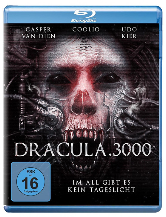 Dracula 3000 [Blu-ray]