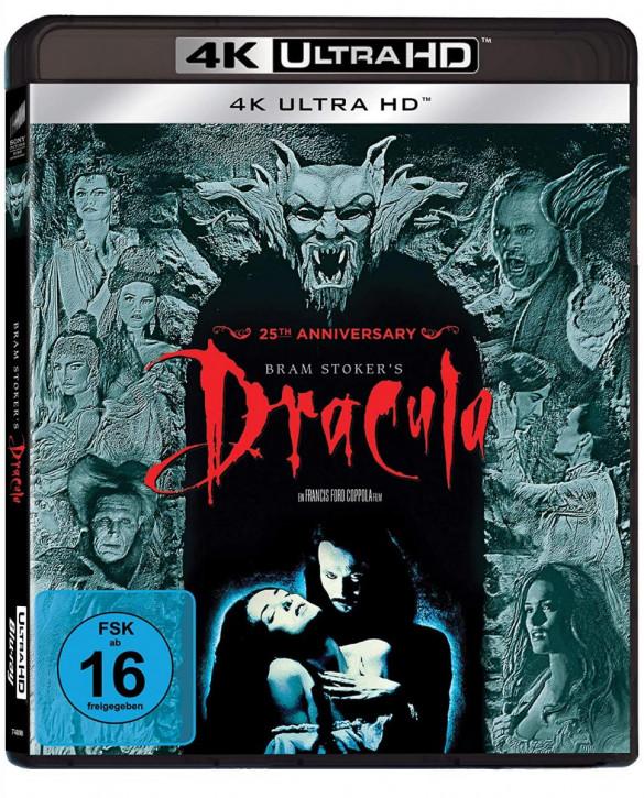 Bram Stoker's Dracula [4K UHD+Blu-ray]