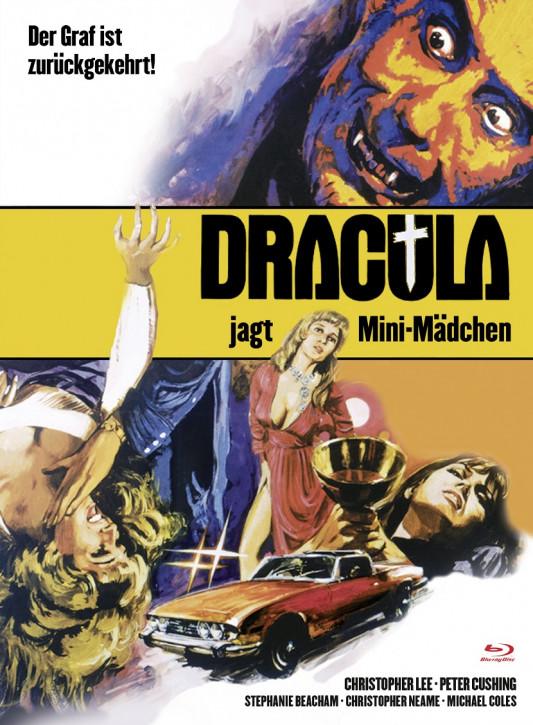 Dracula jagt Mini-Mädchen - Limited Mediabook [Blu-ray+DVD]