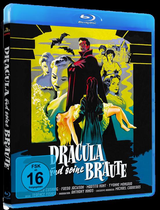 Dracula und seine Bräute [Blu-ray]