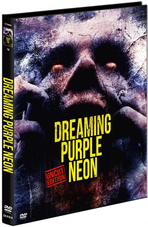Dreaming Purple Neon - Limited Mediabook - Cover A [DVD]