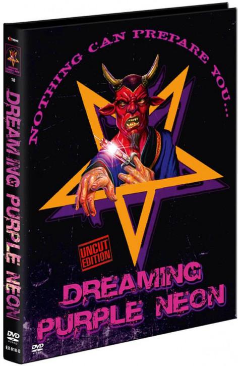 Dreaming Purple Neon - Limited Mediabook - Cover B [DVD]