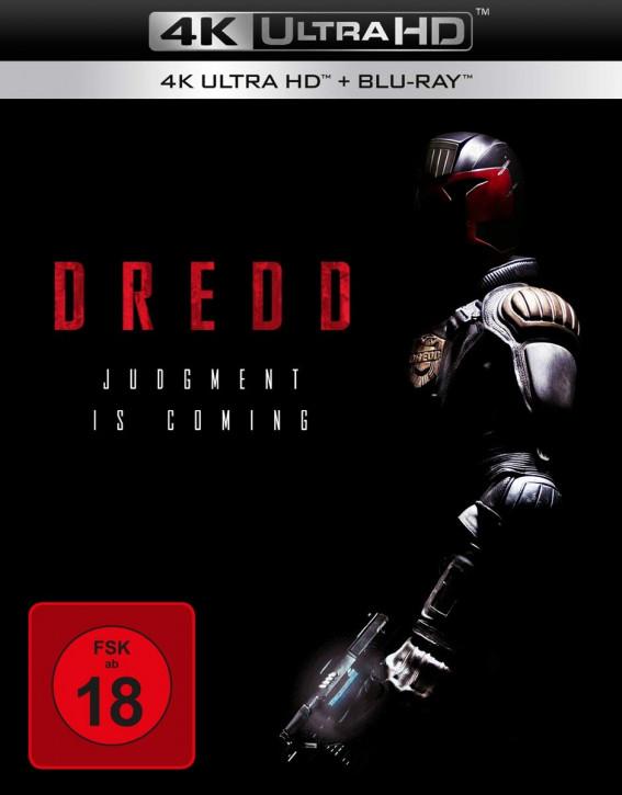 Dredd [4K UHD+Blu-ray]