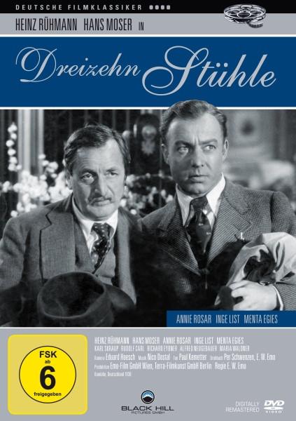 Dreizehn Stühle [DVD]