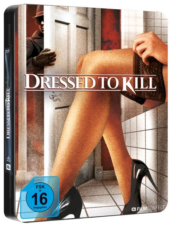 Dressed To Kill (Future Pak) [Blu-ray]