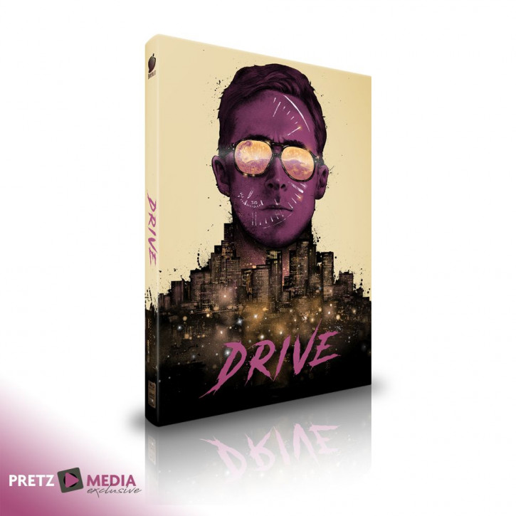 Drive - Mediabook - Cover A [Blu-ray+CD]