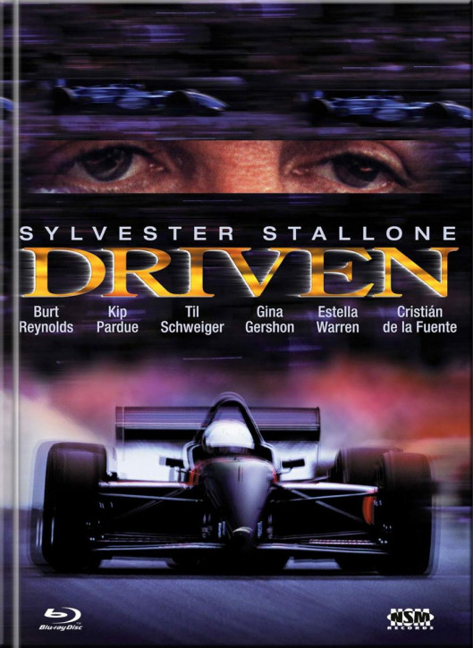 Driven - Mediabook - Cover A [Blu-ray+DVD]