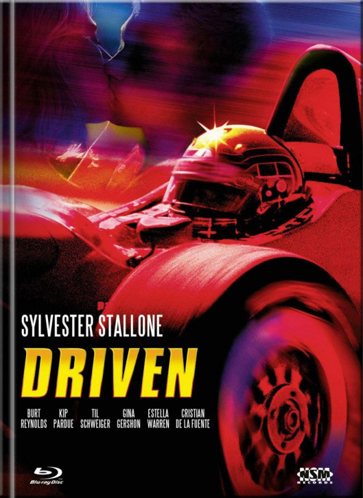 Driven - Mediabook - Cover B [Blu-ray+DVD]