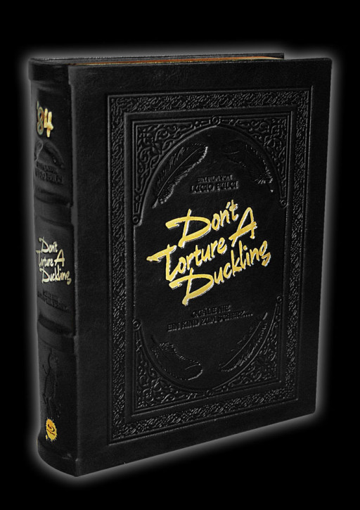 Don't Torture A Duckling - Leatherbook [Blu-ray+DVD]